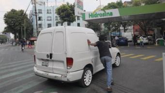 Red gubernamental vende combustible ilegal