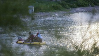 El Río Bravo se convierte en una trampa mortal