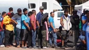 Acnur: 76.1% de migrantes dejó su país por violencia