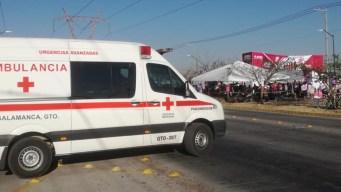 Por violencia, paramédicos utilizan apoyo de escoltas