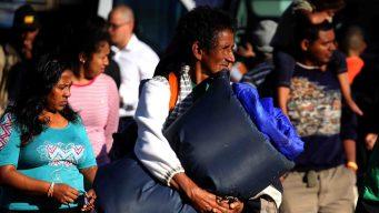 Países firman plan para evitar futuras caravanas