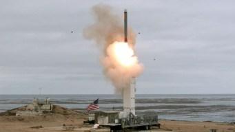Video: EEUU prueba misil prohibido por más de 30 años