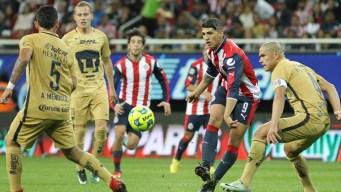 Chivas, Morelia y Pachuca ganan en el Apertura mexicano