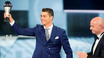 Rumbo a Copa Confederaciones, Ronaldo corona un gran año