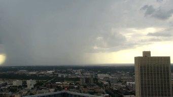 Tiempo activo y con múltiples oportunidades de lluvia al norte de Texas