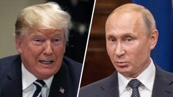 Trump pondría fin a pacto con Rusia sobre armas nucleares