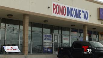 Denuncian a oficina de preparación de impuestos en Dallas