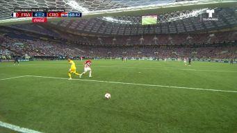 Gol de Mandžukić tras error monumental de Lloris