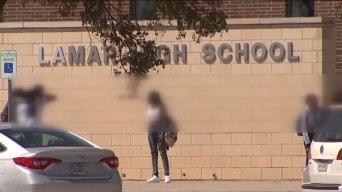 Clases en Lamar High School regresarán a su normalidad