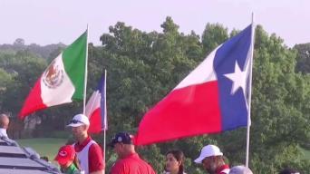 Torneo de golf: México vs. Texas