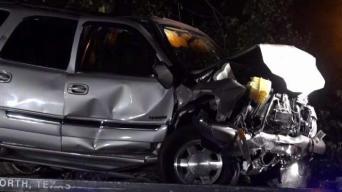 Choque en North Richland Hills deja un muerto y heridos