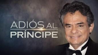 Emotiva despedida al legendario José José en México