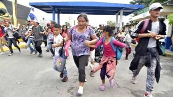 BBVA: cuánto le cuesta a los centroamericanos migrar a EEUU