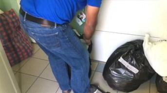 Buscando lavandería en San Petersburgo