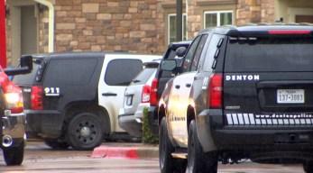 Atrincheramiento en Denton termina con arresto