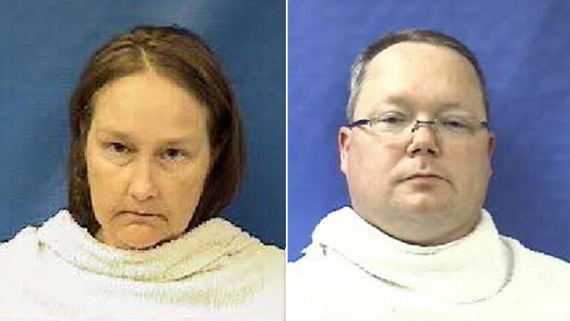 Eric y Kim Williams acusados de asesinato