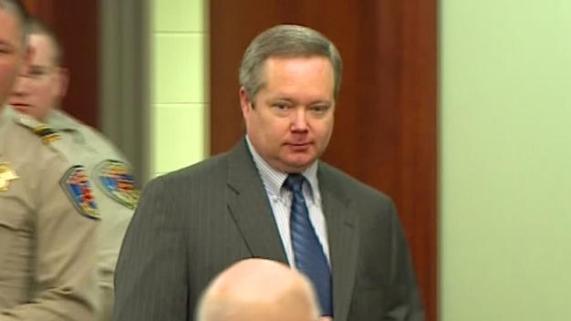 Eric Williams fue sentenciado a muerte