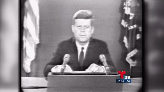 Kennedy y la crisis de los misiles