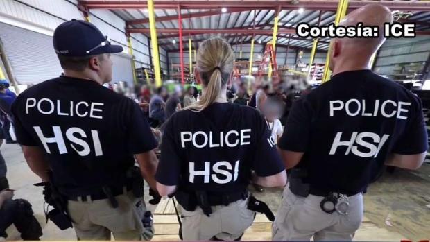 [TLMD - Dallas] 160 arrestados tras operativo de ICE en Sumner, Texas