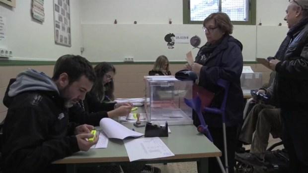 [TLMD - NATL] España vota con normalidad en sus cuartas elecciones generales en cuatro años