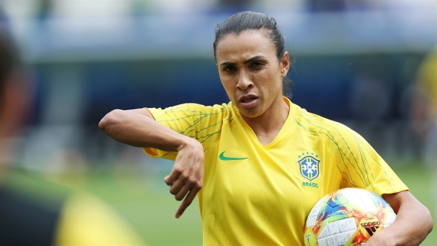 [WWC 2019 - PUBLICADO] Marta y Brasil buscan el pase a la próxima ronda en el Mundial Femenino Francia 2019