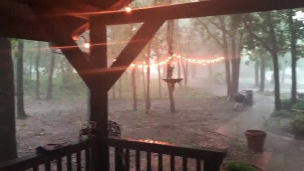 Argyle Rain April 30 2019
