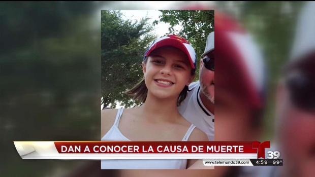 Nueva información del fallecimiento  de la menor encontrada en un basurero en Arlington