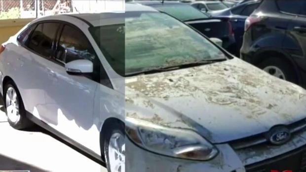 [TLMD - Dallas] Advierten por carros afectados en inundaciones
