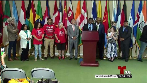 [TLMD - Dallas] Advierten sobre protestas contra NRA en Dallas