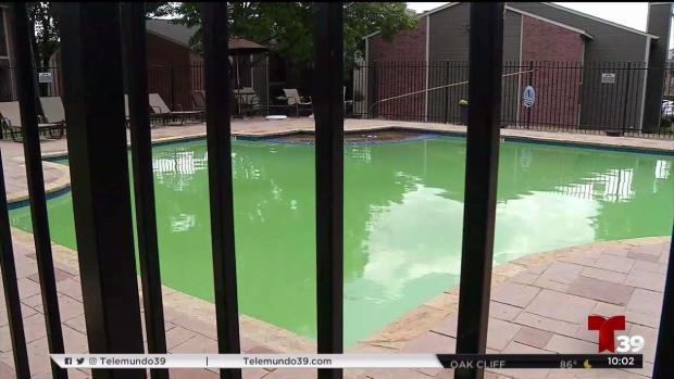 [TLMD - Dallas] Agotamientos y ahogamientos en el Metroplex