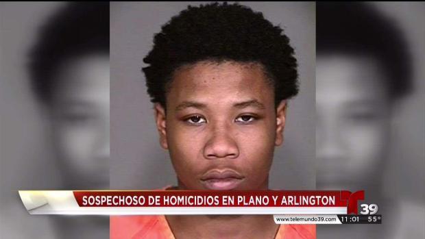 [TLMD - Dallas] Vinculan a arrestado a homicidios en Plano y Arlington