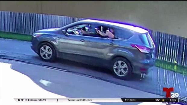 [TLMD - Dallas] Arrestan sospechosos de vandalismo en Mesquite y Garland