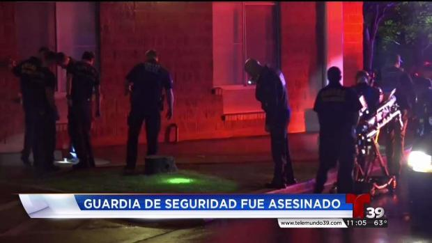 [TLMD - Dallas] Asesinan a guardia de seguridad en Dallas