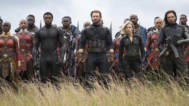 """""""Avengers: Infinity War"""": mejor estreno de la historia"""