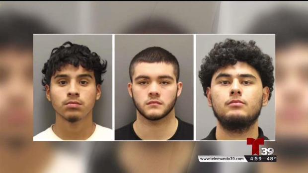 [TLMD - Dallas] Ponen fin a presuntos ladrones en Denton