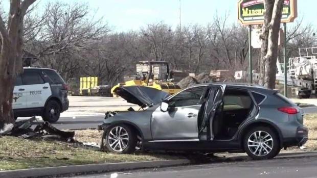 [TLMD - Dallas] Choque en Fort Worth deja dos muertos