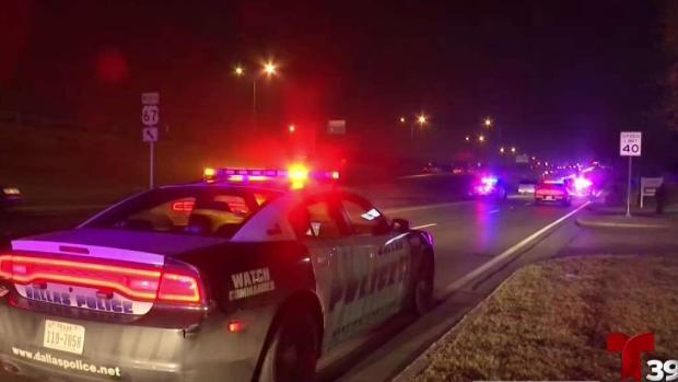 [TLMD - Dallas] Choque entre vehículos deja un muerto en Dallas