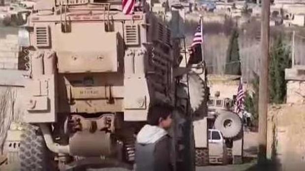 [TLMD - LV] Comienza la salida de las tropas de Siria