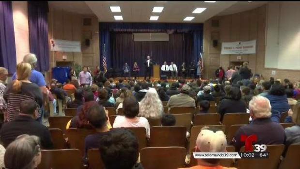 [TLMD - Dallas] Comunidad en Dallas exige respuestas por fuga de gas