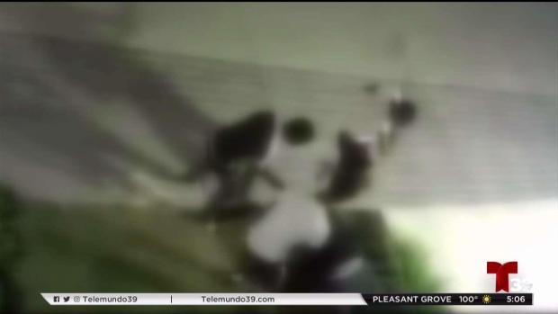 [TLMD - Dallas] Con golpes y amenazas realizan asaltos en Dallas