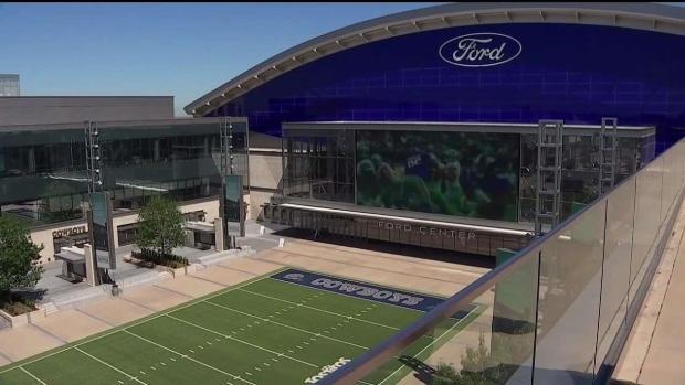 Conozca la casa de entrenamiento de los Cowboys