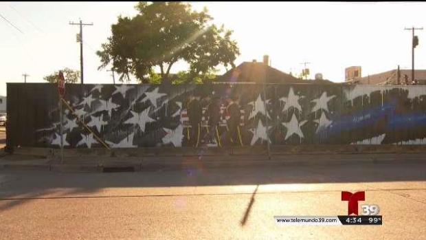 [TLMD - Dallas] Controversia por mural en Dallas