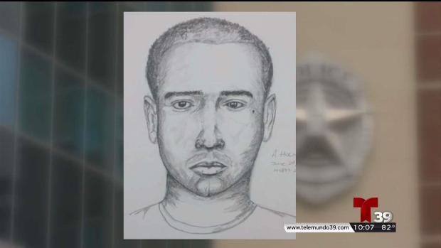 Buscan a sospechoso de asalto sexual en Dallas