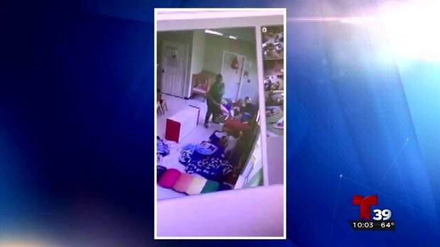 Graban abuso infantil en una guardería en Plano