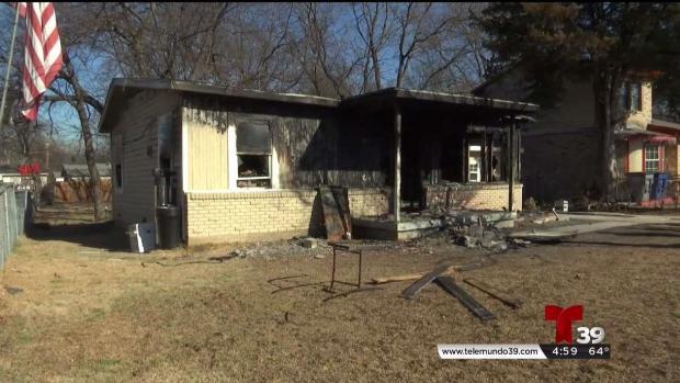 Joven hispana pierde la vida en un incendio