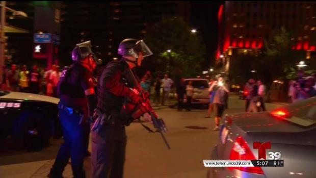 Crisis en el Departamento de Policía de Dallas
