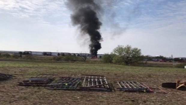 [TLMD - Dallas] Tres muertos y heridos por accidente en Denton