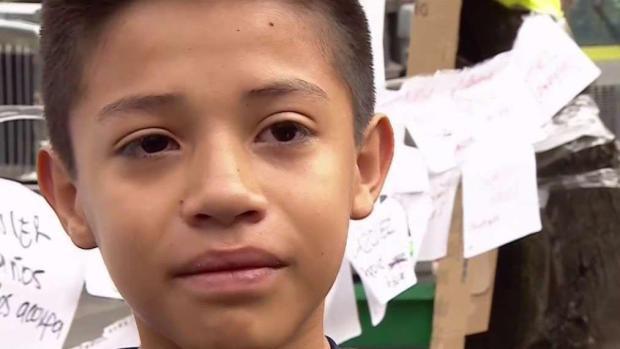 [TLMD - MIA] Desgarrador relato de niño que perdió a sus amigos por el terremoto