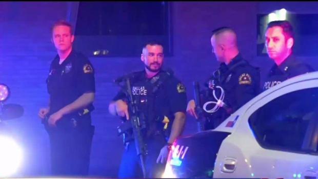 [TLMD - Dallas] Disparan en contra subestación policial en Dallas