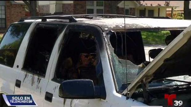 [TLMD - Dallas] Doble ataque atemoriza a familia en Dallas